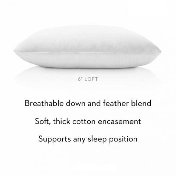 Sanya Sleep Natural Down Pillow