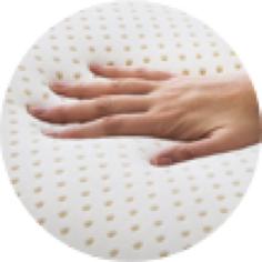 Sanya Sleep Natural Latex Pillow